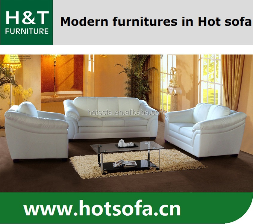 French furniture set comfortable living room white sofa for Comfortable living room sets
