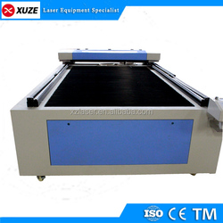 large power leather laser cutting machine xz1530 best price/good quality/low cost