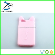 High quality silicone decorate cell phone case