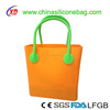 Wholesale Silicone handbag, Candy color silicone bag, Shopping bag for women