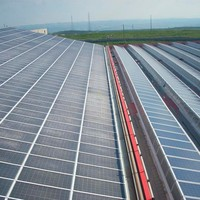 Bluesun best design 1mw solar power plant for commerical use
