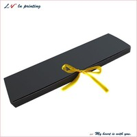 Custom hair packaging/ human hair packaging supplies with ribbon/ package for hair extensions wholesale