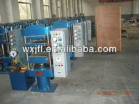 Rubber vulcanizing press(50T)/rubber mold machine