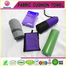 Quick dry custom microfiber beach/bath/gym/travel towel microfiber sports towel