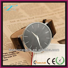 High quality stainless steel quartz watch with japan movement for men
