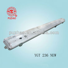 ip65 waterproof fluorescent lighting fixture t8 4ft led tube light fixture