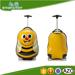ABS PC Travel Bag Cabin Luggage kids hard shell luggage