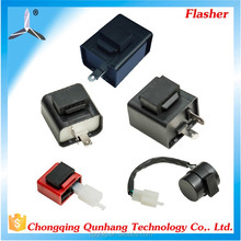 Motorcycle Flasher Relay, 12V Flasher Relay For Motorcycle, Motorcycle Flasher 12V
