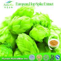 NutraMax Supplier -European Hop Spike Extract , Brewing Beer Hops Flower Extract