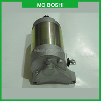 Hot selling electric starter for motorcycle engine/150cc gas scooter with OEM Quality