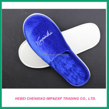 2015 competitive price hotel and spa slippers
