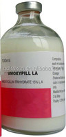 GMP Certified 15% Amoxycillin Injection