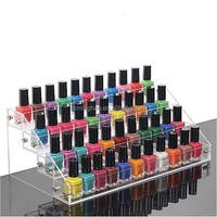 assemble type acrylic nail polish display stand