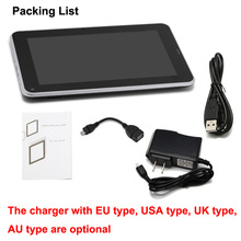 Zhixingsheng 7 inch mid android smart phone support 2g phone calling ZXS-7-A13