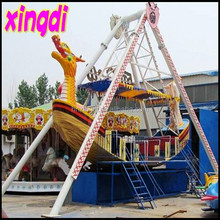 2015 Hot and Popular Mini Amusement park rides real pirate ship for sale