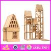 2015 hot Christmas gift building blocks,popular wooden blocks building,high quality wooden building blocks W13A055
