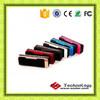 Hot selling TF+FM bluetooth wireless mini portable speaker with 4000mah power bank