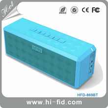 Wireless Bluetooth 4.0 Speaker Enhanced Bass Boost with 12 Hour Rechargeable Battery