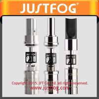 New product e cigarette best seller quality premium brand names JUSTFOG e cigarette good price e cigarette refill catridge