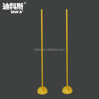 Soccer Coaching Pole For Speed Training