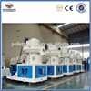 CE Professional in Vietnam 1t/h Biomass Wood Pellet Machine Complete Wood Pellet Production Line