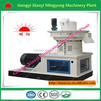 ISO CE Trade Assurance hard wood pelleting press machine/sawdust pellet mill/wood pellet making machine08613838391770