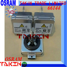 NEW OSRAM XENARC D1S 66144 ORIGINAL 4300K HID XENON LIGHT BULBS LAMPS