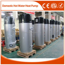 Air source hot water heat pump water heater all in one heat pump for family sanitary hot water, With EN255-3 testing, CE