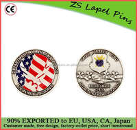 Custom quality novelty gift Billy Mitchell ANG Base - 440th ALW Challenge Coin