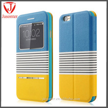 Alibaba express low price protector skin with Filp leather PU mobile phone case cover for iPhone 6