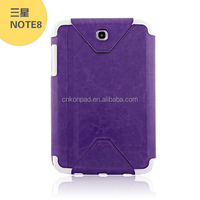 2015 new arrival Crazy horse leather case for Samsung Galaxy S6