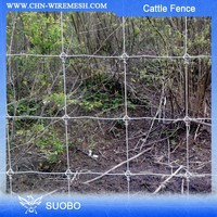 High Quality,High Tensile Galvanized field fence machine/field fence wire 8ft/factory direct sale galvanized field fence