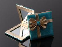 2015 Hot selling Shell Glitter Mirror Bag Cosmetic Bag