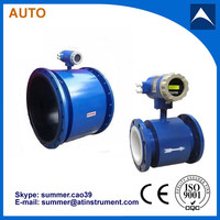 2015 Hot Sales Electromagnetic flow meter used for Sludge with reasonable price