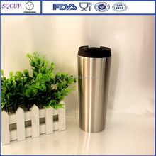 Factory Design 450 ml stainless steel vacuum flask/Thermoses/double wall stainless steel vacuum cup