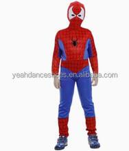 Wholesale Kids Halloween Costumes Spider Man Childrens Childs Fancy Dress Boys Super Hero Costume
