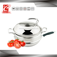 30-34cm Factory direct sale chinese wok magic pan
