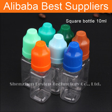 Within 24 Hours delivery !!! Transparent easy refill and no leaking childproof E liquid bottles 30ml plastic squeeze bottle