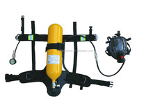 underwater self contained breathing apparatus for life saving