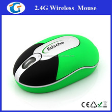 Computer Accessory 2.4G USB Wireless Optical Mouse For Promotional