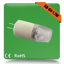 Small Size hot sale high bright factory DC/AC 9-30V price warm white/pure white g4 led