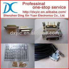 D-Sub Connector DSUB POWER STB 3W3 SOCK DAO3W3SA00LF