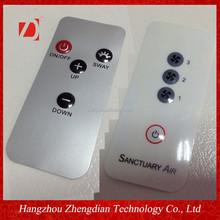 4 key IR remote control