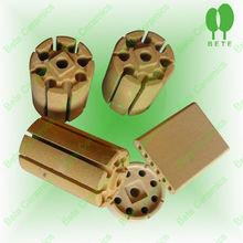Industrial electric ceramic bobbin heater core