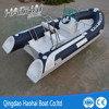 15.4ft 470cm double fiberglass hull inflatable speed boat