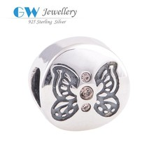 925 Silver Charm Beads Import Jewelries From China