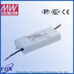 Meanwell 40w panel light led driver 350ma PLD-40-350B
