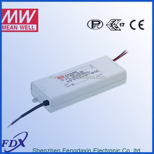 Meanwell 40w panel light led driver 350ma PLD-40-350B