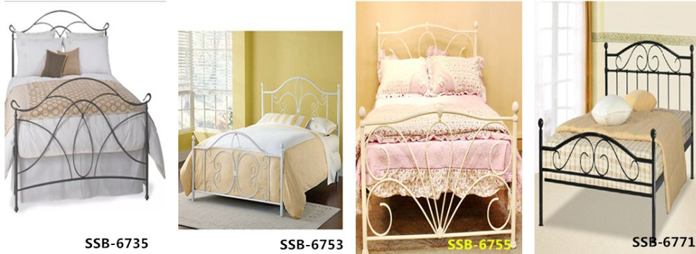 Modern Metal Single Bed,Bed Frame,Single Cot Bed Designs For ...