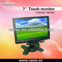 7 inch hitachi touch screen monitor with USB/RS232 Touch control connector